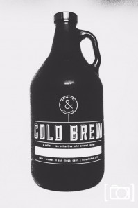 Coffee and Tea Collective Cold Brew Growler