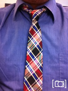 Tie Tuesday